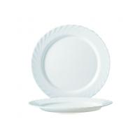 Тарелка плоская Трианон, d-19.5 см