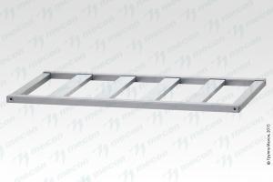 Полка - решетка СПРн - 800*700 Norma Inox