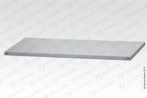 Полка сплошная СПРн - 1000*600 Norma Inox