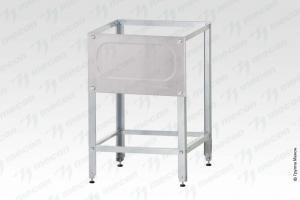 Каркас ванны моечной ВМЦн - 700*600 Norma Zn