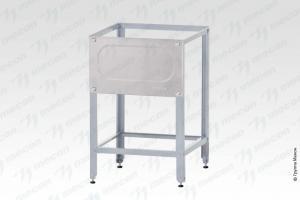 Каркас ванны моечной ВМЦн - 600*700 Norma RAL