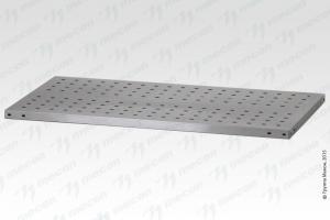 Полка СПЛн - 800*600 Norma Inox, нерж.сталь, перфорация