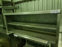 Шкаф полка ATESY для магазина 1500*620*420 БУ