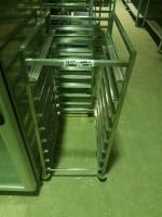 Стеллаж-Шпилька металлическая 650*400 БУ