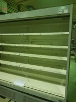 Витрина холодильная горка LINDE CARRIER optimer 2546 БУ