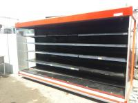 Витрина холодильная горка для магазинов 3,75 м БУ