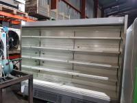 Витрина-горка холодильная optimer 2546 l - 2,5 м БУ