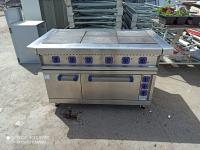 Плита электрическая Abat ЭП-6ЖШ БУ