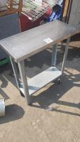 Стол вставка 300*700 мм БУ